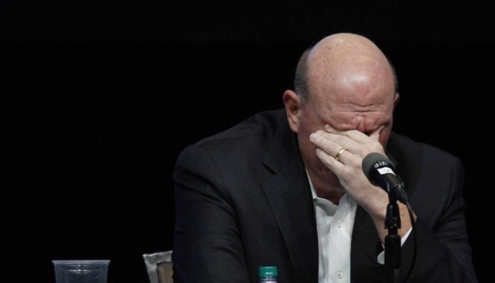 """O CEO da Nokia concluiu seu discurso dizendo isso """" Nós não fizemos nada de errado, mas de alguma forma, perdemos""""."""